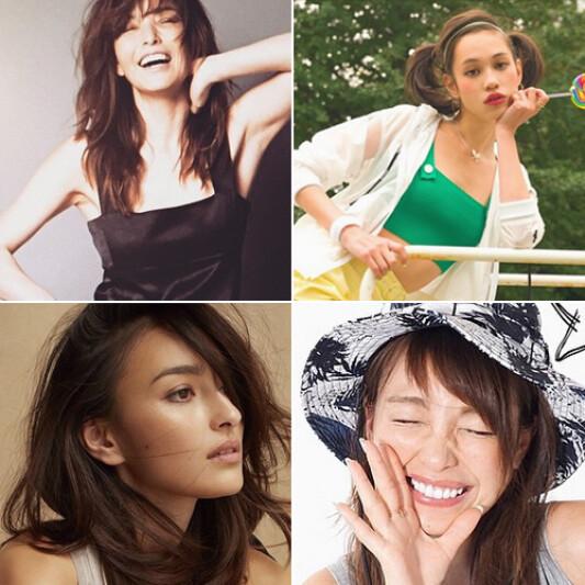 追韓妞之後,還記得她們嗎?6位日雜ViVi御用模特兒Instagram