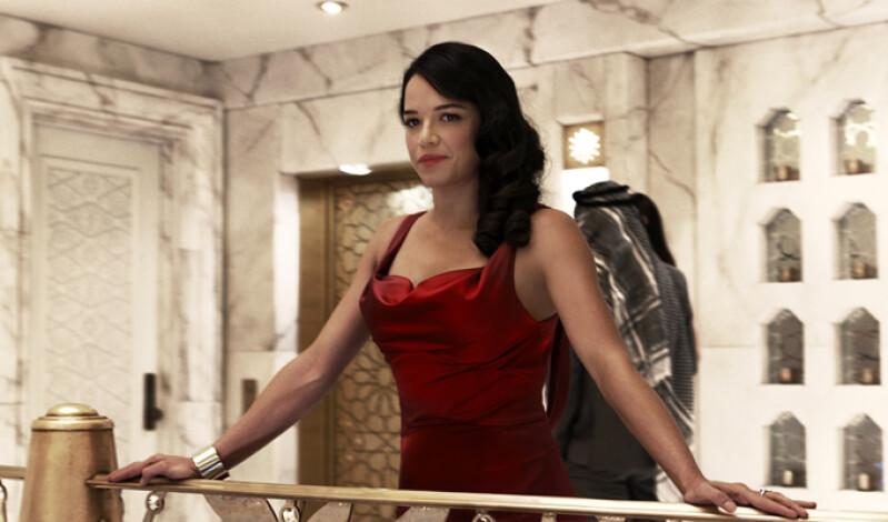 超級悍妞就是她:《玩命關頭》蜜雪兒羅德里奎茲Michelle Rodriguez