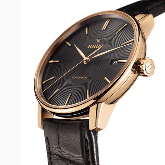 雷達錶高科技陶瓷腕錶,型男的魅力新時計!