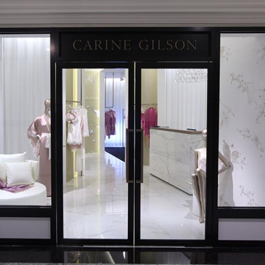 比利時頂級內衣CARINE GILSON,首間亞洲形象概念店進駐文華精品