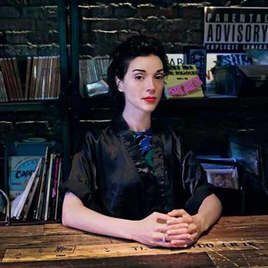 突破音樂疆界的搖滾女王—— St. Vincent