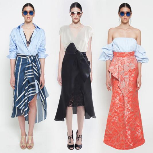 AIF最佳拉丁美洲裔設計師Johanna Ortiz 2015時尚新品進駐東區Snob