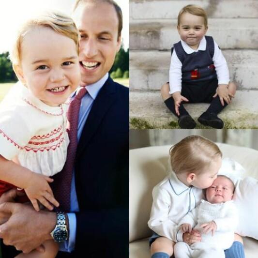 全球最愛的皇室寶貝!喬治小王子15個超萌時刻大回顧