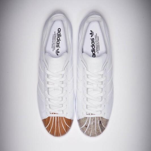 潮人藝術家大集合!Adidas Originals Superstar 翻玩經典鞋款