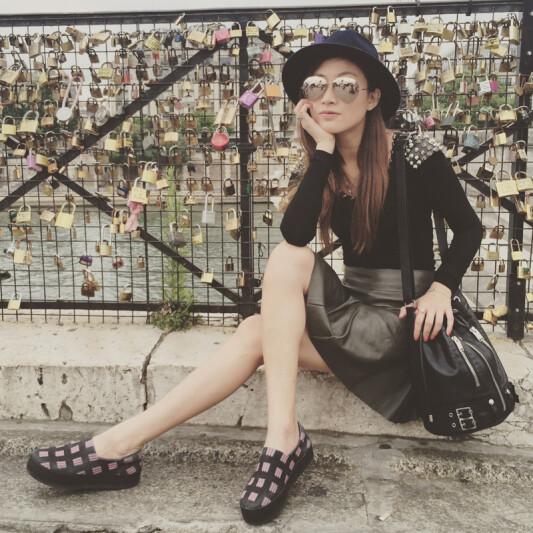 時髦生活客陳薇:《流浪吧!去巴黎》