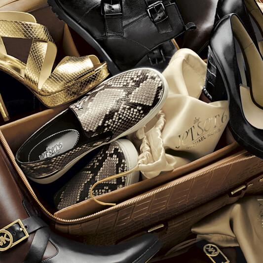 MICHAEL KORS獻給時尚輕旅人的6款入秋鞋履!