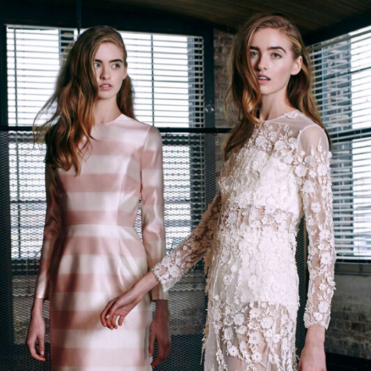 紐約傳奇設計師 Katie Ermilio傳承設計名師家族背景驚艷國際時裝週