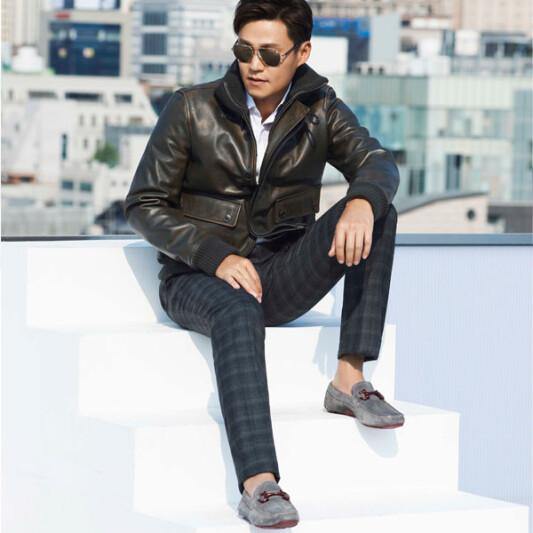 男星們都靠Salvatore Ferragamo訂製開車鞋 展現不凡時尚品味