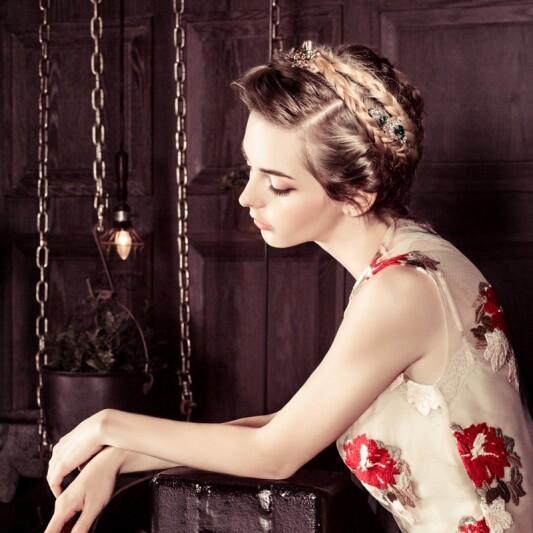 準新娘看過來!Alexandre Zouari讓你當個皇家夢幻的美美新娘