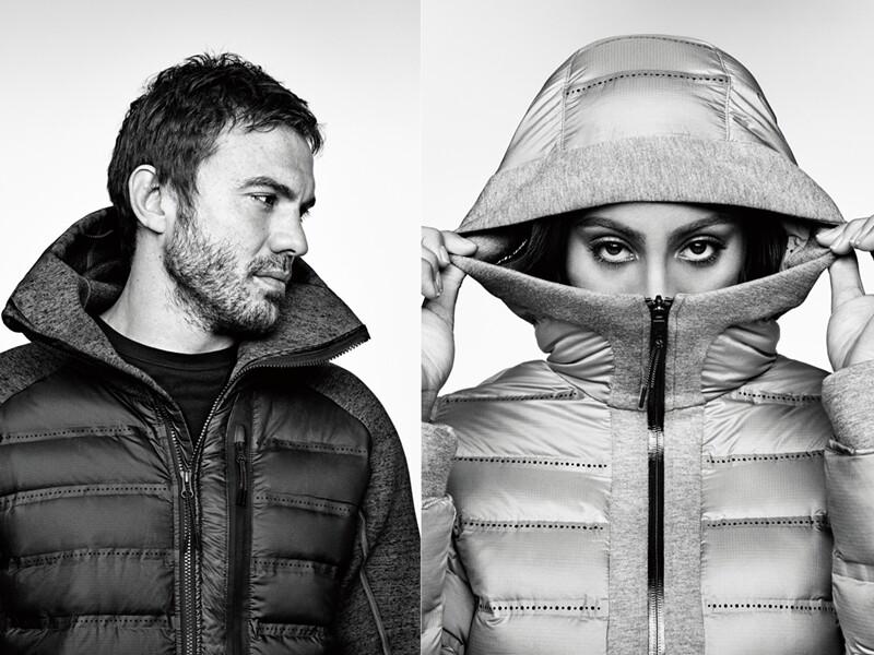 2015年冬季Nike Tech Fleece Aeroloft系列,打造冬日運動新時尚