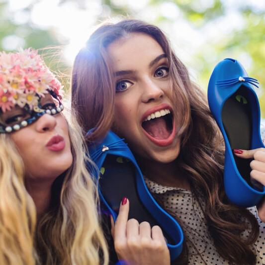 繽紛玩色可愛果凍鞋!Melissa的巴西姊妹牌ZAXY夢幻登台