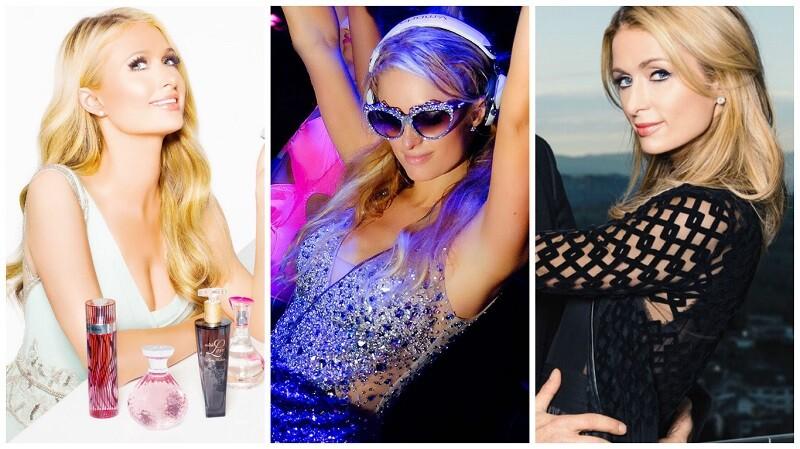 Paris Hilton─名氣、香氣與愛圍繞的世界