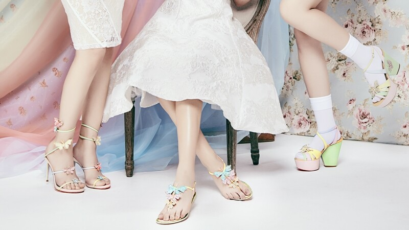 美麗小心機!RENE CAOVILLA招牌經典的蛇型鞋款再創新高度
