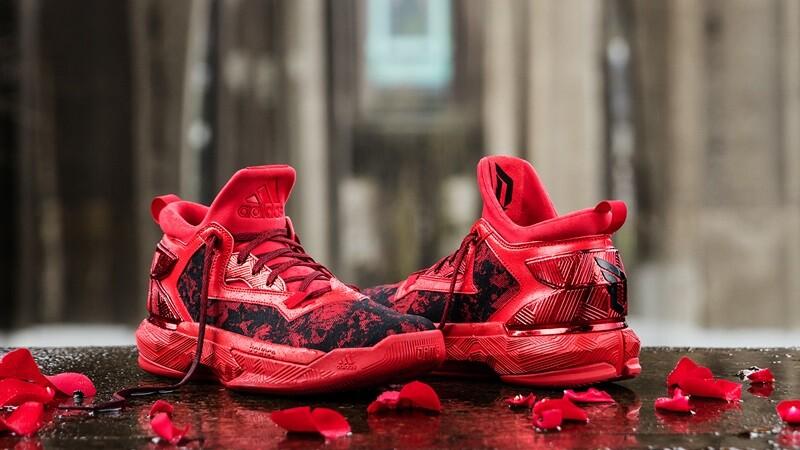 """紅色風暴攻佔籃球場!Adidas D LILLARD 2 """"Florist City"""""""