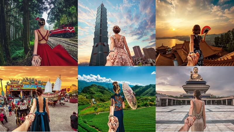 Follow Me牽手夫妻檔來台!A Journey of Love攝影展在台灣取景