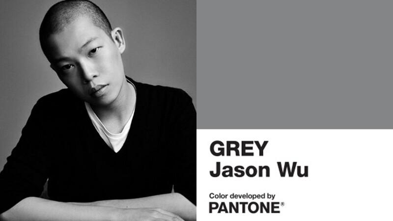 吳季剛的專屬色號!Pantone為副牌Grey特別調製的灰色曝光