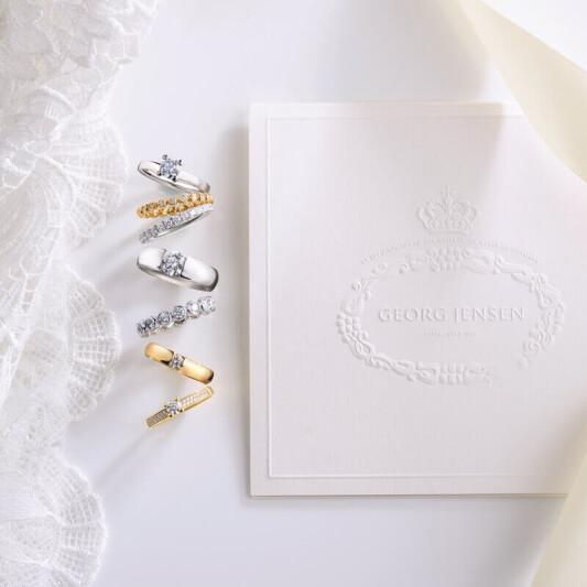 六月新娘必備款!盤點GEORG JENSEN經典作品