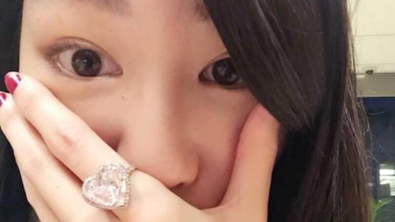 【旅美名模侍懷鳳】歡迎光臨我的正經八百珠寶教室時間!