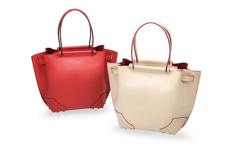 TOD'S早秋新鮮貨:延續IT包的全新包款Wave Shopping Bag