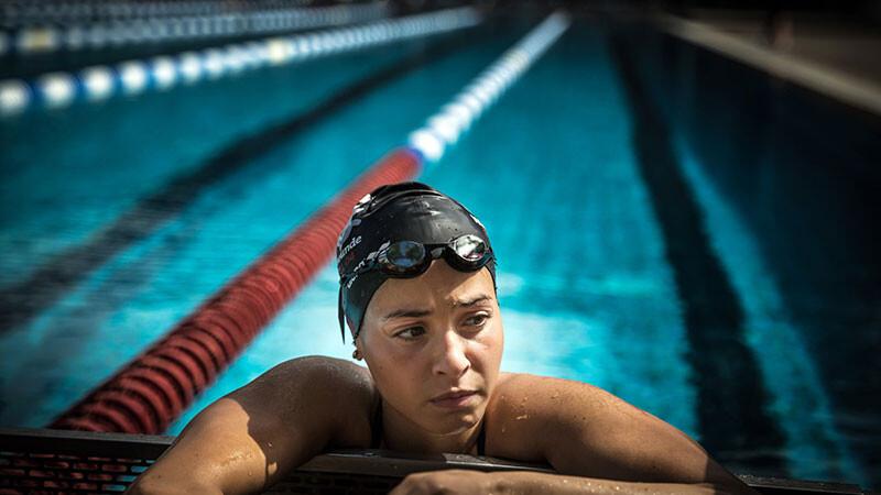「躲在牆角哭泣,那不會是我。」游進里約奧運的敘利亞女孩 Yusra Mardini