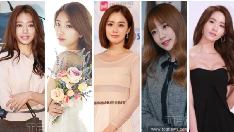 沉浸愛河無誤!5大韓女星的戀愛好心情妝