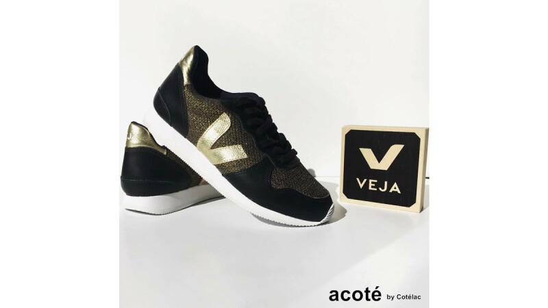 Cotélac副牌 2016秋冬限量鞋款 acoté  x  Véja