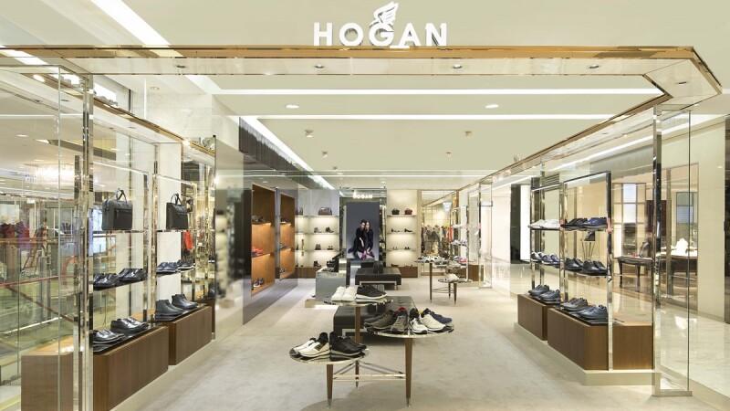 HOGAN復興SOGO店全新開幕!透明玻璃打造寬敞半開放空間