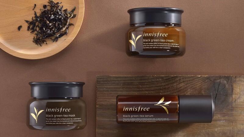超熱賣的綠茶系列升級再抗老化!innisfree 2月要上市的極酵綠茶新品讓人超期待