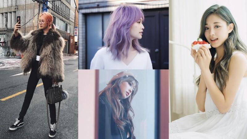 難染又易褪色的大勢「乾燥玫瑰花」髮色!如何在染前、染後、每日防護下功夫漂亮髮色才會撐過一個月