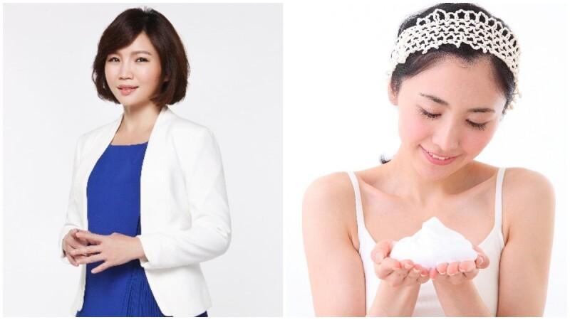 日本女性好膚質全靠「泡泡」?柳燕老師告訴妳:換季用泡泡保養,妳也能讓皮膚亮起來!