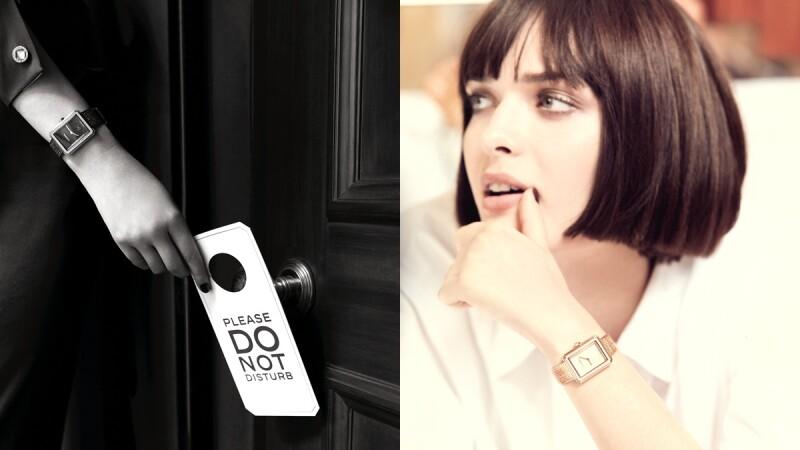 愛上時髦男朋友,Chanel BOY. FRIEND 腕錶推出全新款式!