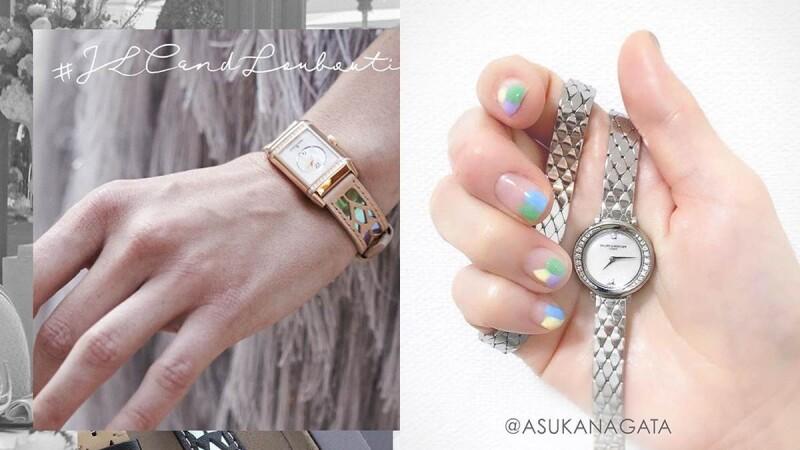 【編輯帶路】多變風格至上!手錶能化身項鍊、手鐲或有雙面造型