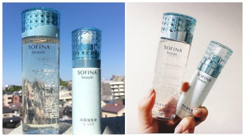 養出美肌力,Sofina芯美顏系列讓肌膚喝飽水,啟動貯水力