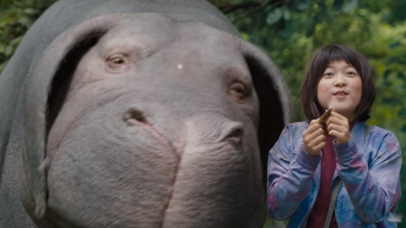 小女孩與萌萌巨獸的動人友情!韓國導演奉俊昊奇幻新片《玉子》揭開人性的貪婪與黑暗