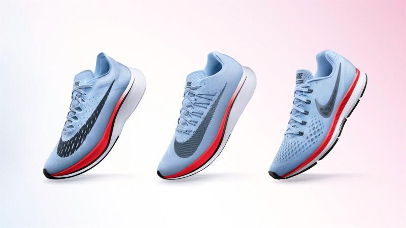 愛跑步的你不能少了這一雙!為跑步而生的冰藍色Nike Zoom系列新登場
