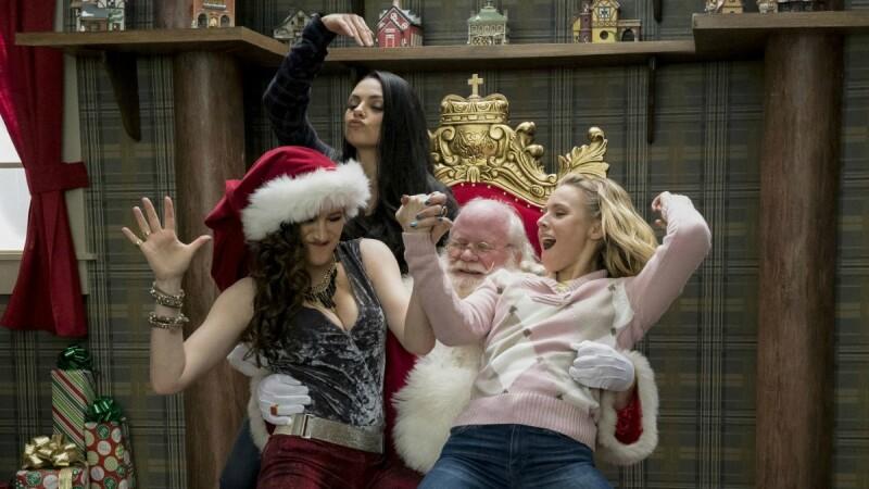 媽媽們聖誕節大解放!《阿姐響叮噹》蜜拉庫妮絲原班人馬再度回歸狂鬧