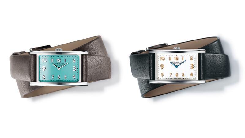 顛覆世代印象,將經典輪廓揉合當代工藝,Tiffany & Co.「East West」系列錶款品味登場!