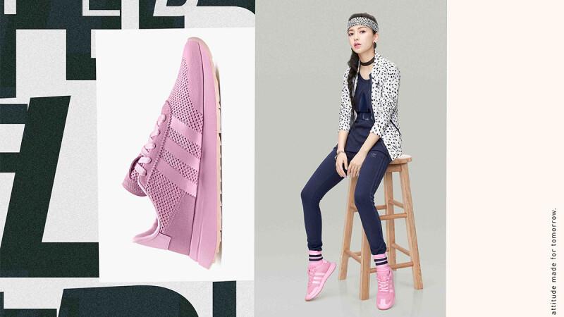 adidas Originals必收美鞋再一發!Angelababy、范冰冰率先詮釋SWIFT、FLASHBACK鞋款