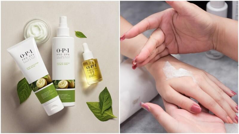最完整的手足修護系列誕生!OPI結合專業臉部保養與抗老科技打造「Pro Spa專業手足修護系列」
