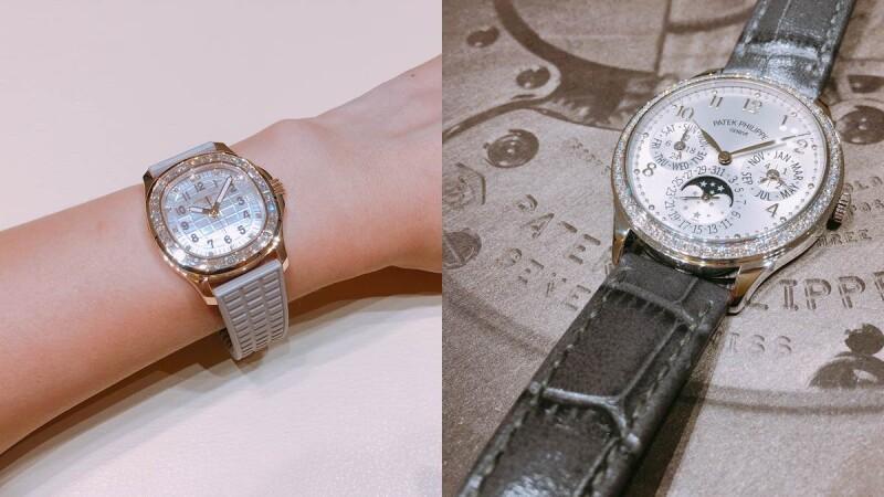第一次買Patek Philippe就上手!百達翡麗四大女錶系列入門款,行家也不容錯過│試戴報告