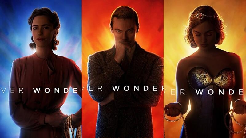 「神力女超人」原創者真實故事拍電影!性感男神路克伊凡斯主演,揭開一段複雜三角關係
