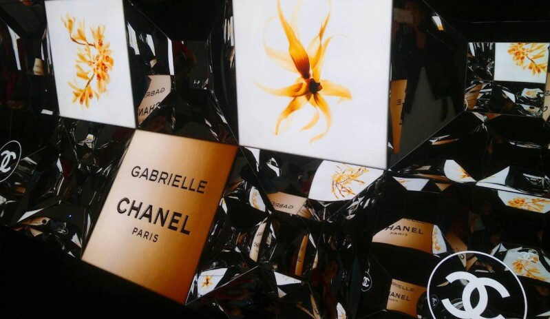 【Vicky Lin 旅英彩妝世界】香奈兒快閃店在倫敦,一起進入Garbrielle 嘉柏麗香水的夢幻花園