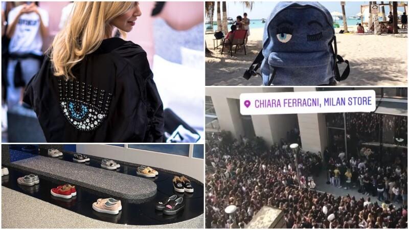 差點暴動!這個在米蘭開新店又造成瘋搶的時尚部落客是她…!