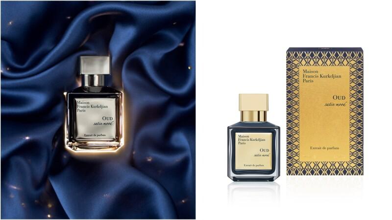 像是流星劃過沙漠的夜空!Maison Francis Kurkdjian「絲緞情懷奢華香精」結合玫瑰與寮國沉香的溫暖氣息