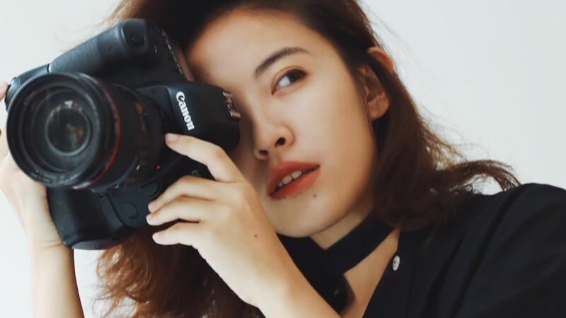 余惟 高顏值時尚攝影師