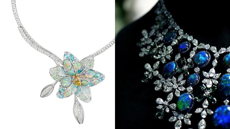 【珠寶小學堂】滿溢藝術性格的彩虹色系寶石!一起來認識彩色剛玉與蛋白石!