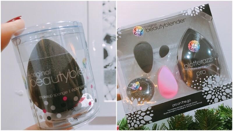 「美妝蛋竟然變黑色了」beautyblender PRO晶鑽黑系列,值得入手的3大理由(加映聖誕組合)