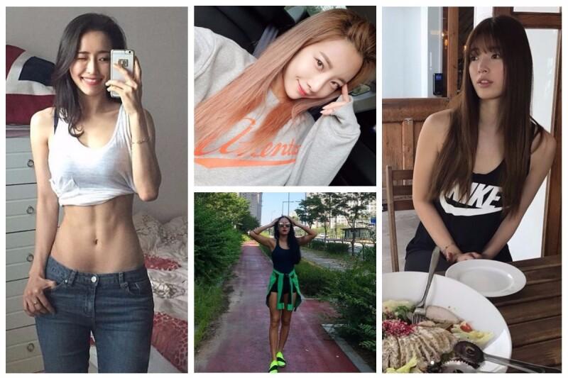 跟著她們練出纖腰翹臀吧!這6位南韓健身女神IG不快追怎麼可以!