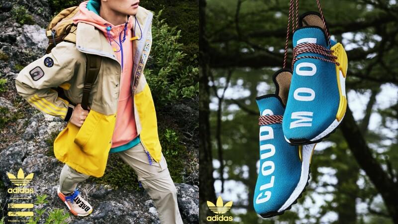 滿載美式風格的outdoor穿搭!adidas Originals與菲董最新聯名