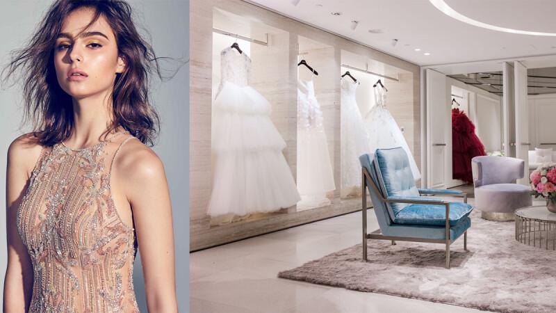 從頒獎紅毯到婚禮紅毯都是女星最愛!NICOLE & FELICIA 全球首間形象店5大精彩看點